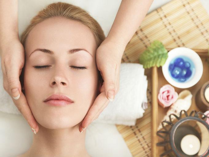día masaje aficionado
