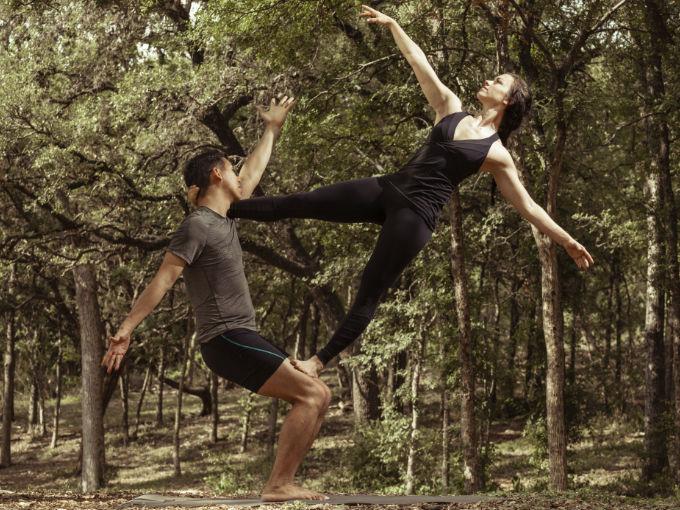 Instructora de aerobics del bodytech 1 - 2 4