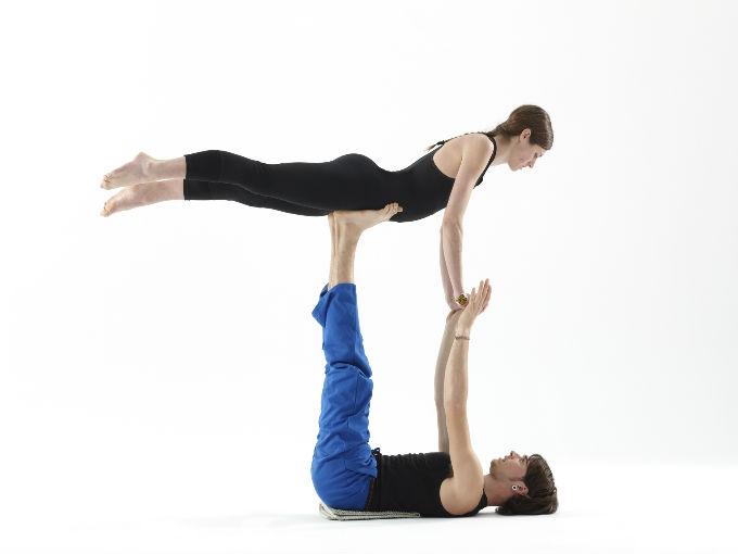 Instructora de aerobics del bodytech 2 - 3 7