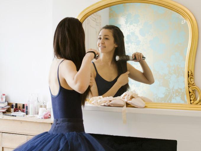 4 tips para construir una imagen corporal positiva salud180 for Espejo que no invierte la imagen