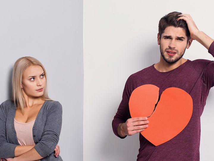 Casarte con un hombre atractivo podría dañar tu salud