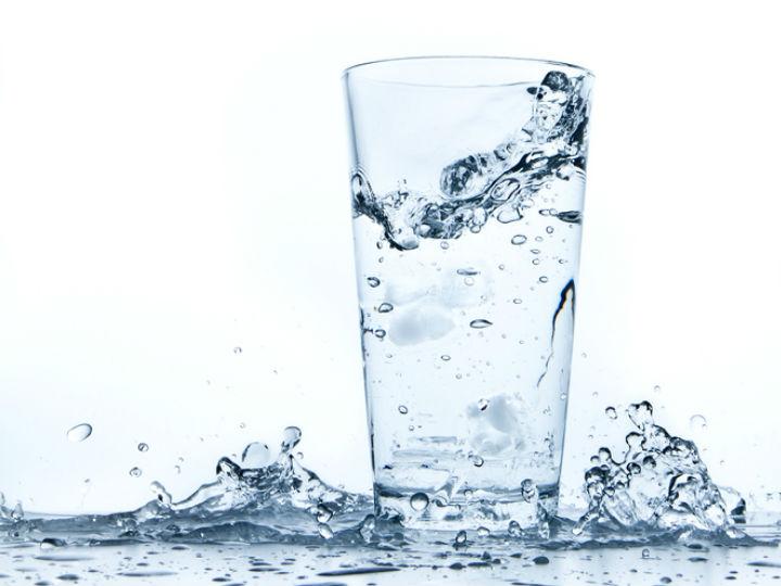 engorda el agua con gas