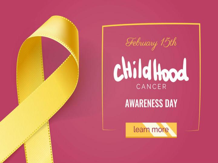 15 de Febrero Día Internacional de la lucha contra el cáncer infantil