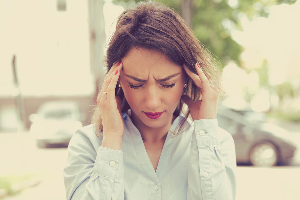 ¿Por qué me duele la cabeza al agacharme?
