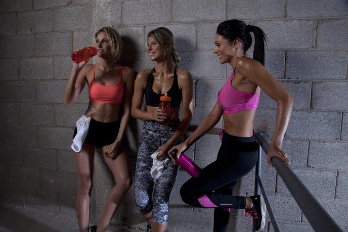 Glamour en el gym