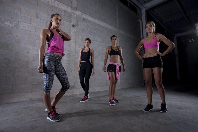 Glamour en el gym tips