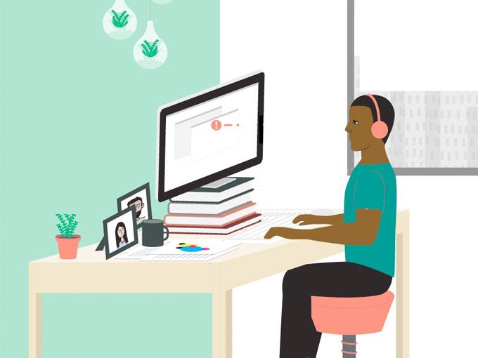 Tips espectaculares para arreglar tu lugar de trabajo for Como arreglar la oficina