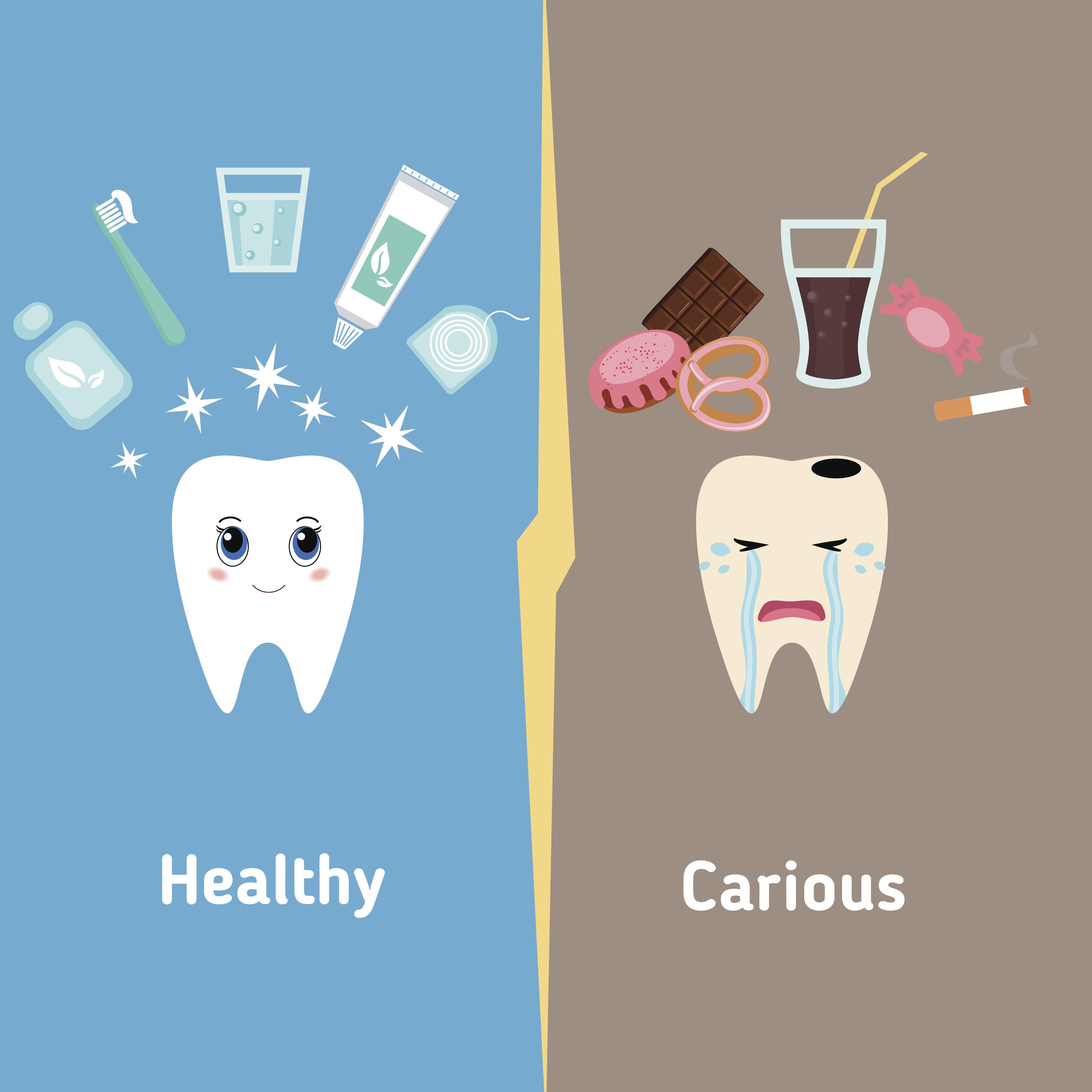 cuándo es mejor lavarse los dientes,  problemas bucales más comunes por falta de higiene