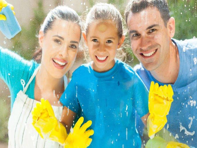 Por qué es importante limpiar tu casa o lugar de trabajo? | Salud180