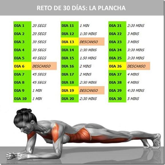 Este ejercicio equivale a hacer mil abdominales | Salud180