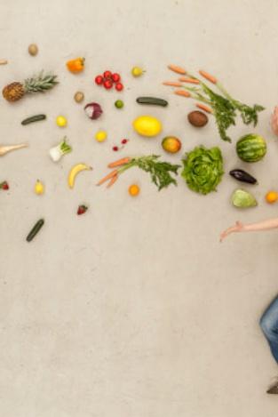 Como alimentarse para bajar de peso bien probar