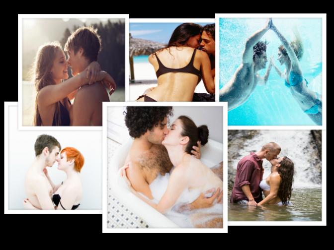 Aumenta tu placer mientras se bañan juntos