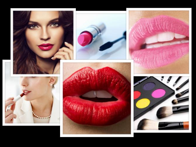 ¿Cómo agrandar los labios con maquillaje?