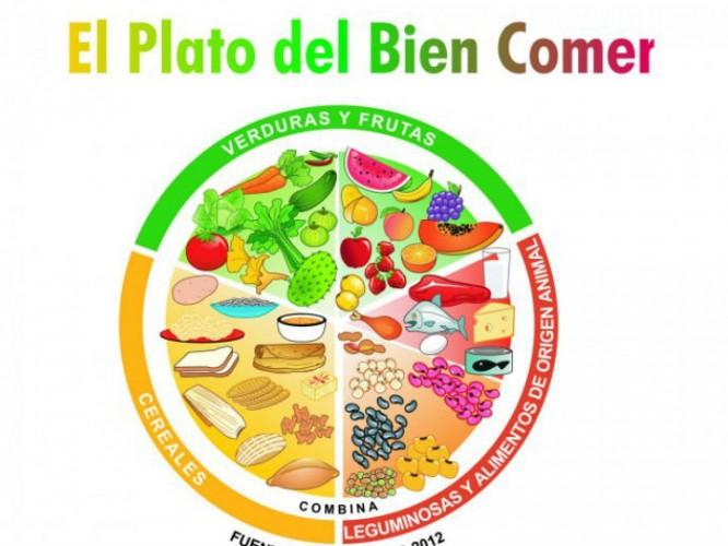 Cuáles Son Los Beneficios Del Plato Del Bien Comer