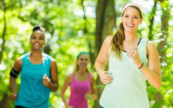 Caminar quema más grasa que correr