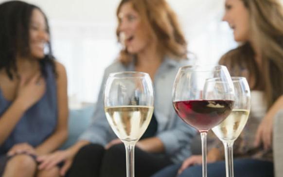Este es el tipo de vino que te da más cruda