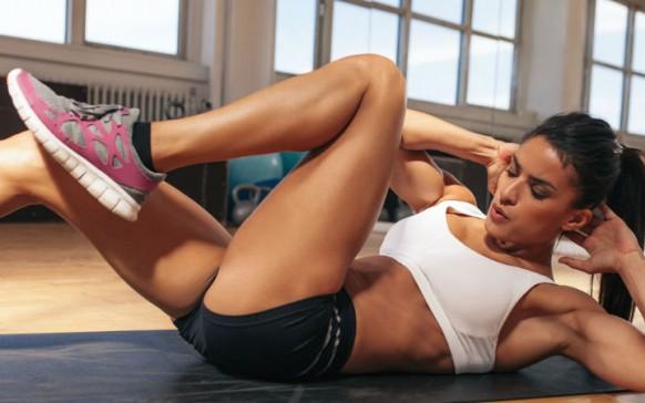 Ejercicios para fortalecer abdomen sin tensar el cuello