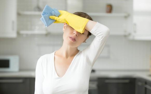 Limpiar la casa puede ser tan dañino como fumar