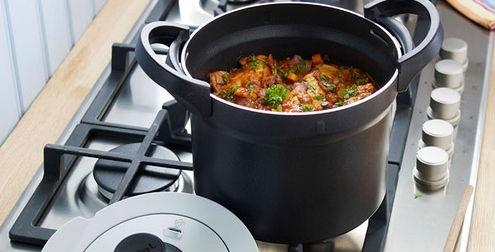 Cocinar con la olla expr s salud180 - Olla para cocinar ...