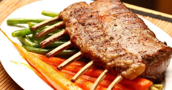 comida con carne