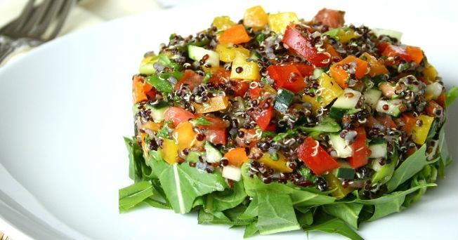 5 beneficios de comer ensaladas salud180 - Como preparar unas judias verdes ...