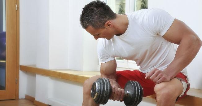 3 ejercicios para brazos marcados | Salud180