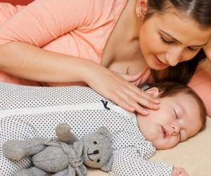 Probióticos, el aliado de mamá para pasar de lactancia a sólidos