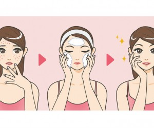 6 hábitos de las personas que NO tienen acné