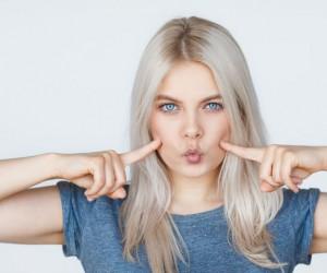 3 trucos para adelgazar la cara... ¡sin cirugía!