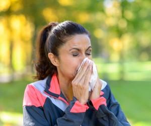 ¿Puedo entrenar con gripe? ¿Es peligroso?
