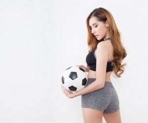 Baja de peso jugando futbol