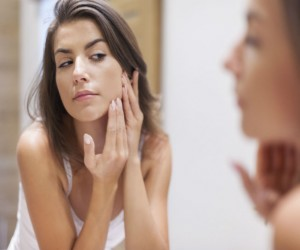 Elimina el acné con vodka