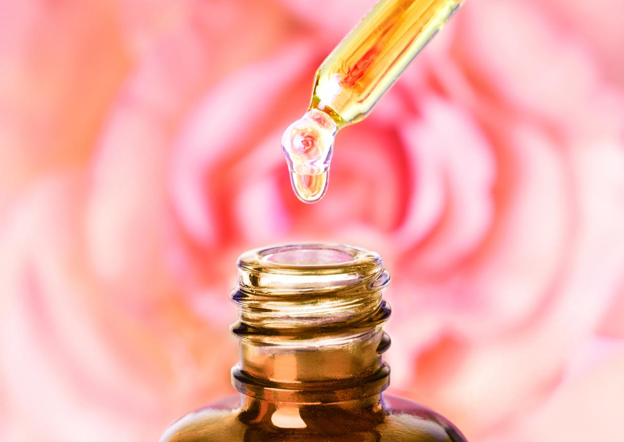 El aceite de rosa mosqueta también contiene vitamina A