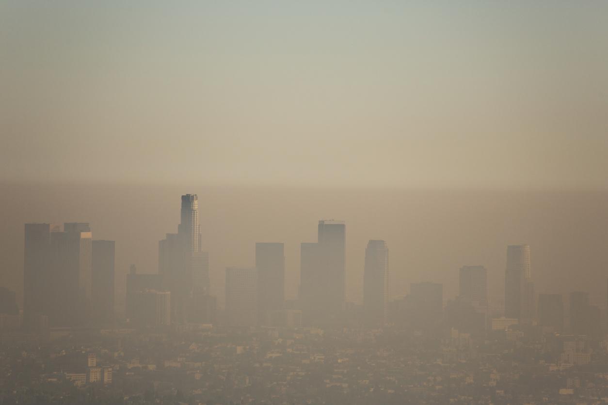 Los contaminantes predominan si hay incendios, la quema de diésel y otros combustibles en los automóviles, las plantas industriales, erupciones volcánicas