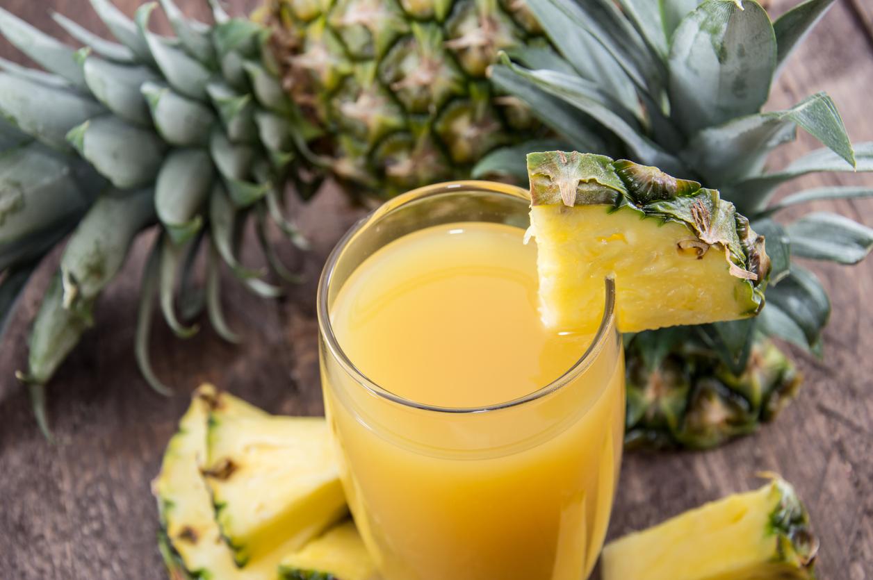 5 beneficios de comer piña todos los días  (no querrás desaprovechar ninguno)