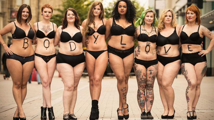 BodyLove, la campaña de cuerpo natural de las mujeres | Salud180
