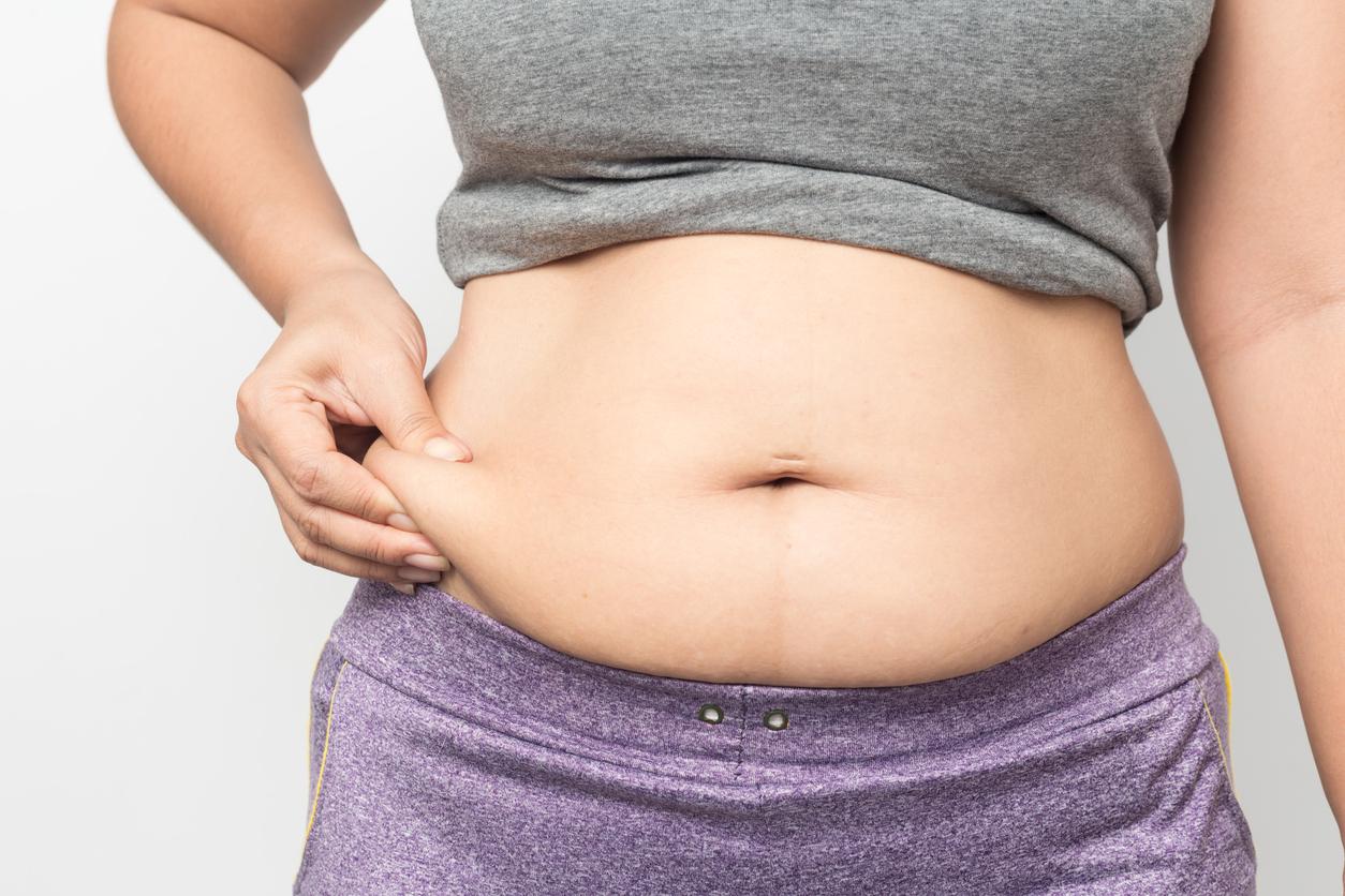 Es muy probable que algo no ande bien con tu metabolismo.