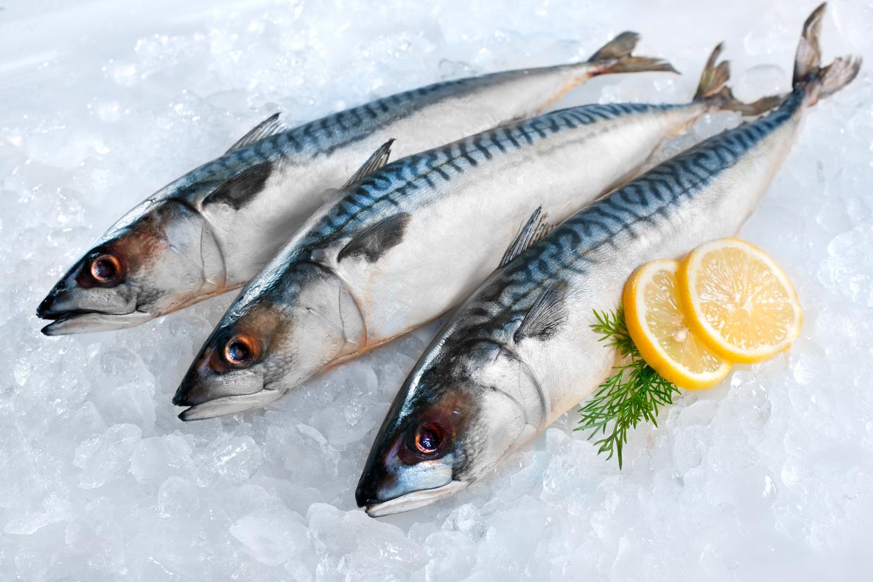 Identifica el pescado en mal estado