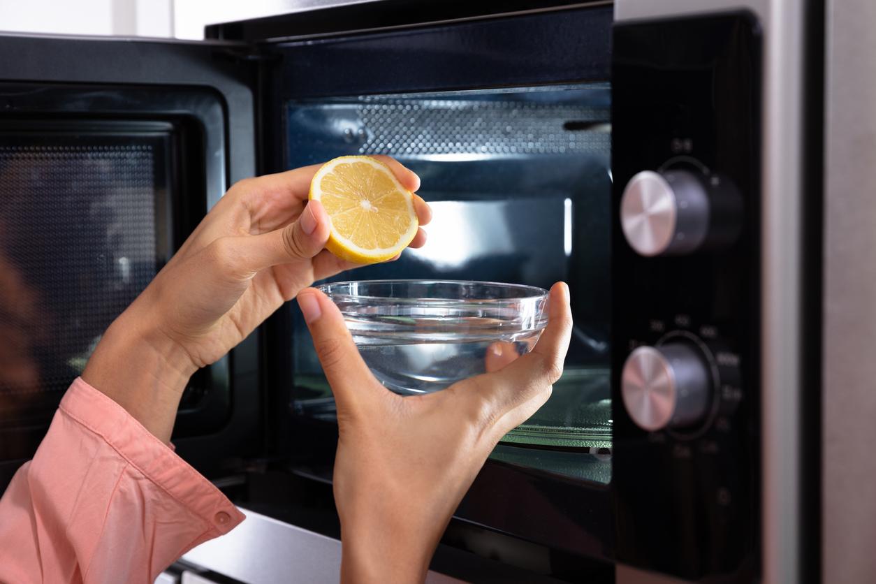 Así Puedes Limpiar Tu Microondas Sin Productos Químicos Que Dañen Tu Salud