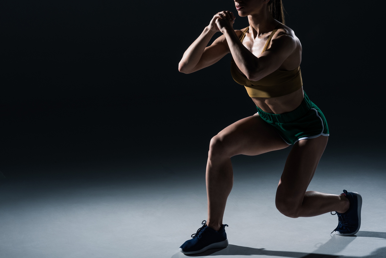 Bulgarian Split Squat: logra unas piernas bien torneadas y glúteos perfectos en un sólo paso