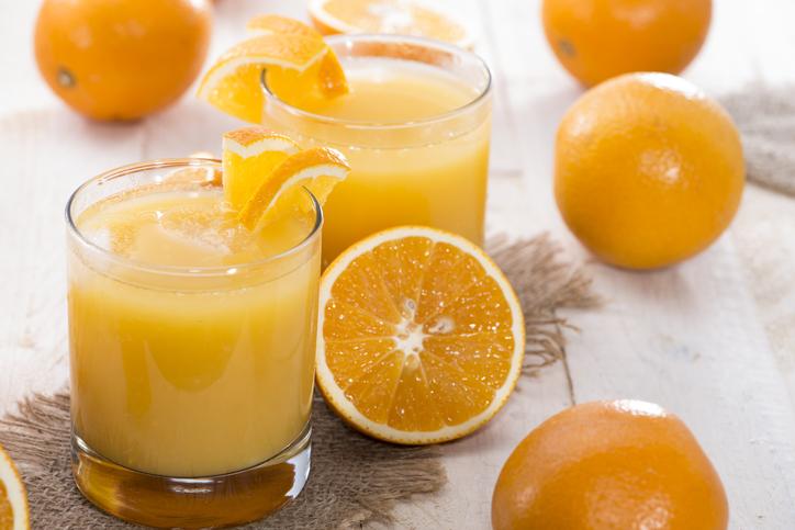 Como curar la gripe con tés y jugos