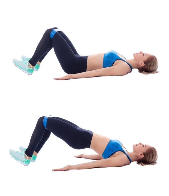 ejercicios para vientre plano