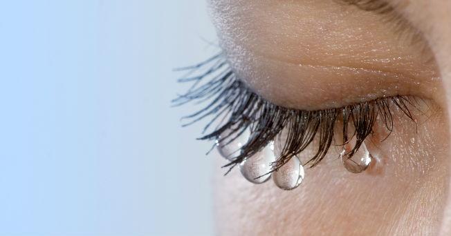 Existen diferentes tipos de lágrimas