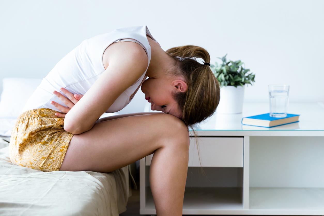 Retraso menstrual por el síndrome del ovario poliquístico