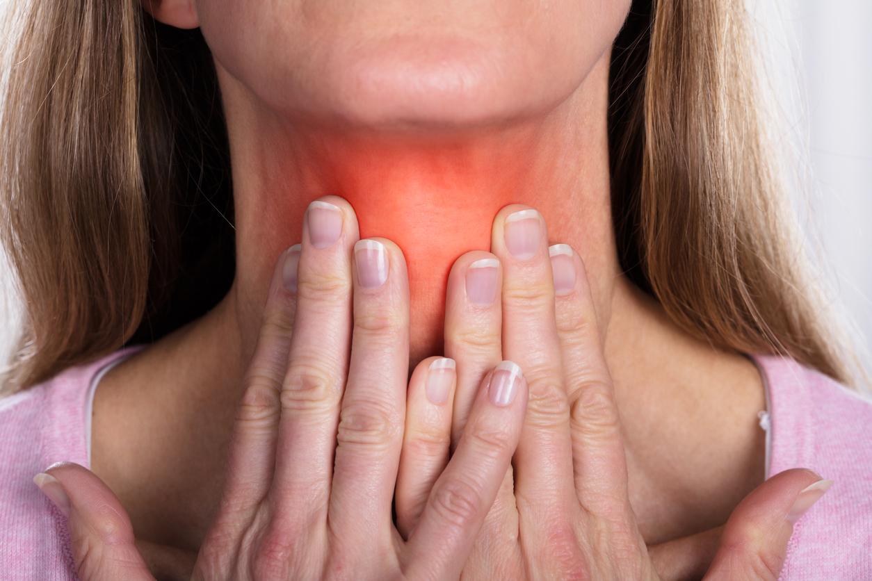 Retraso menstrual por problemas en la tiroides