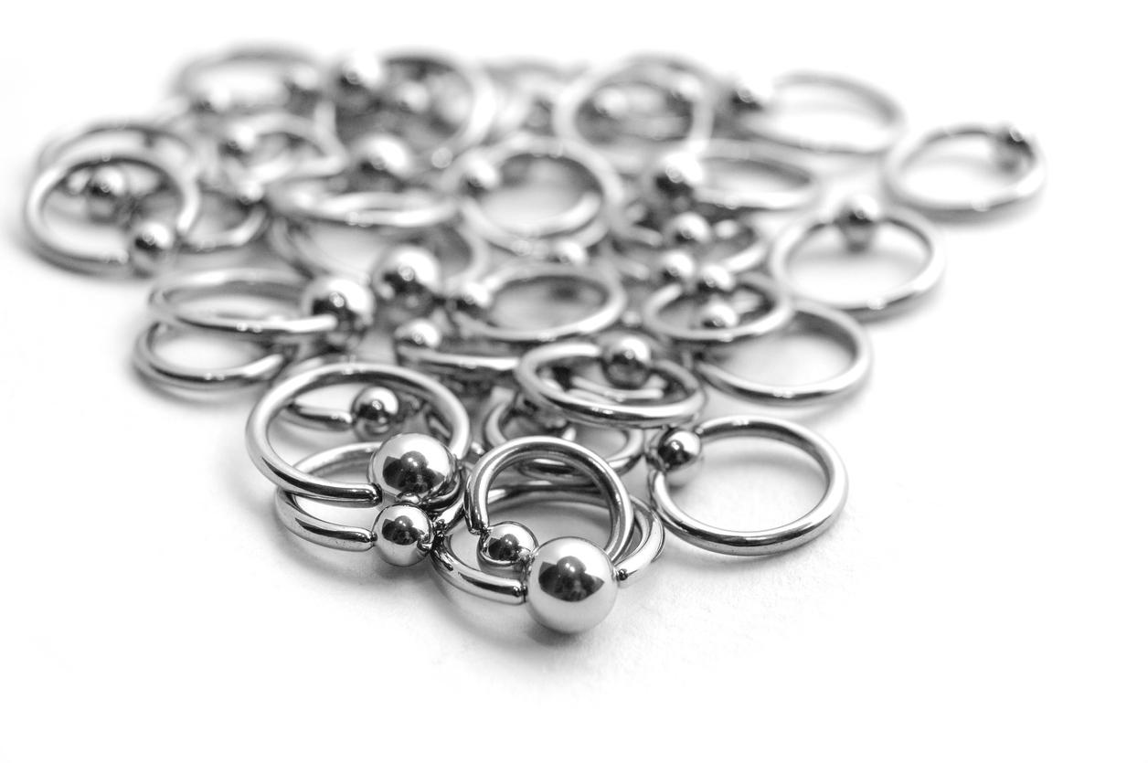 Cuidados básicos piercing