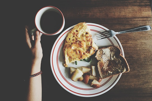 Desayunos saludables para bajar de peso rapido
