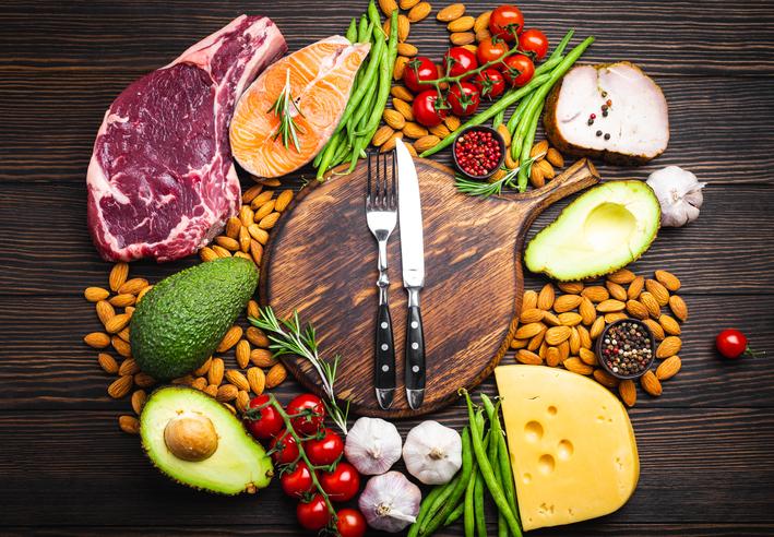 Mitos y realidades de la dieta keto