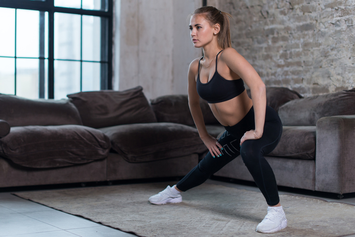 Estiramientos para antes de hacer ejercicio
