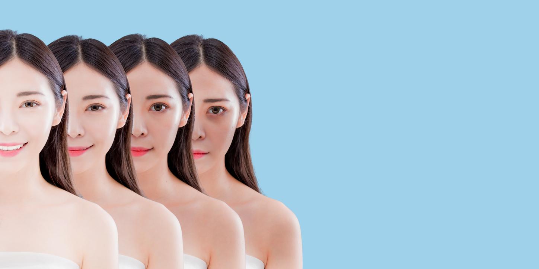 Es una condición en la que la piel se oscurece de forma progresiva, pero no uniforme.